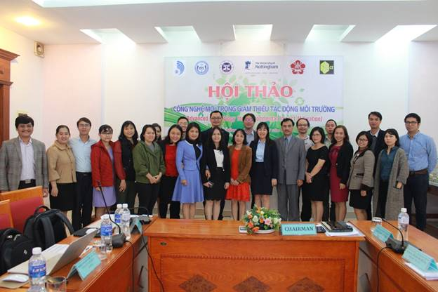 "Hội thảo Quốc tế ""Advanced Technology for Environmental Impact Mitigation"""